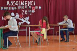 Czytaj więcej: Uroczyste zakończenie roku szkolnego 2018/2019