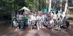 Czytaj więcej: Wieści zuchowe i harcerskie – lipiec 2019 - obóz w Pogorzelicy